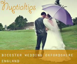 Bicester wedding (Oxfordshire, England)