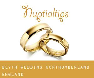 Blyth wedding (Northumberland, England)