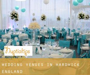 Wedding Venues in Hardwick (England)
