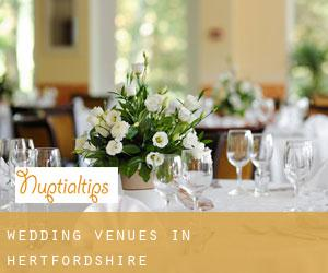 Wedding Venues in Hertfordshire