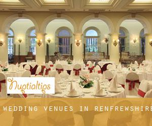 Wedding Venues in Renfrewshire