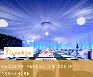 Wedding Venues in South Yorkshire