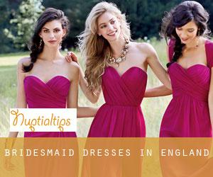 Bridesmaid Dresses in England