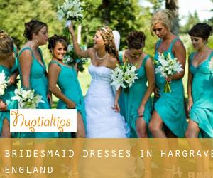 Bridesmaid Dresses in Hargrave (England)