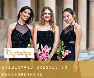 Bridesmaid Dresses in Herefordshire