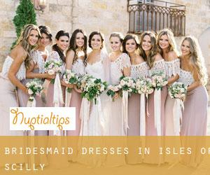 Bridesmaid Dresses in Isles of Scilly