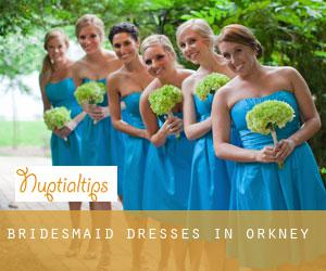 Bridesmaid Dresses in Orkney
