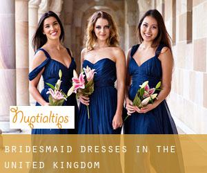 Bridesmaid Dresses in the United Kingdom