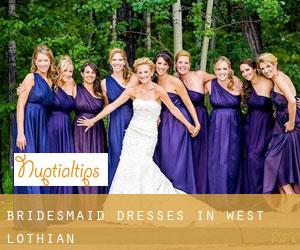 Bridesmaid Dresses in West Lothian