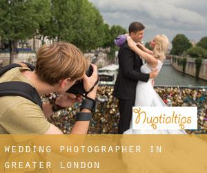 Wedding Photographer in Greater London