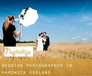 Wedding Photographer in Hardwick (England)