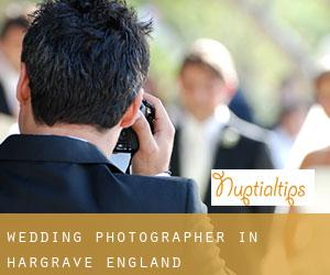 Wedding Photographer in Hargrave (England)