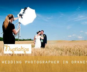 Wedding Photographer in Orkney