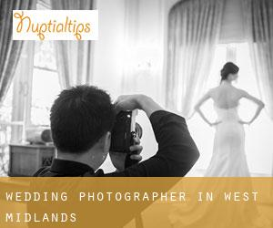 Wedding Photographer in West Midlands