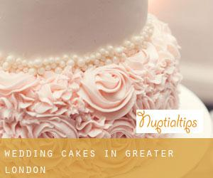 Wedding Cakes in Greater London