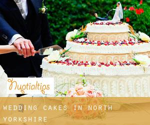 Wedding Cakes in North Yorkshire