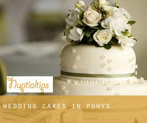 Wedding Cakes in Powys