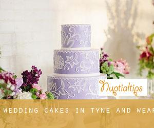 Wedding Cakes in Tyne and Wear