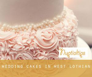 Wedding Cakes in West Lothian