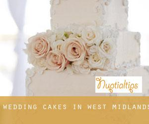 Wedding Cakes in West Midlands