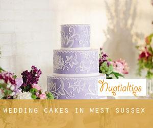 Wedding Cakes in West Sussex