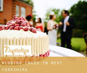 Wedding Cakes in West Yorkshire