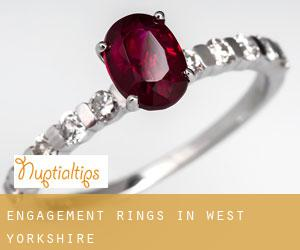 Engagement Rings in West Yorkshire