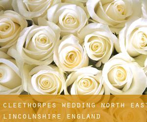 Cleethorpes wedding (North East Lincolnshire, England)