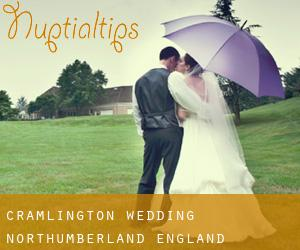 Cramlington wedding (Northumberland, England)