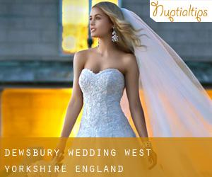 Dewsbury wedding (West Yorkshire, England)