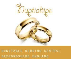 Dunstable wedding (Central Bedfordshire, England)
