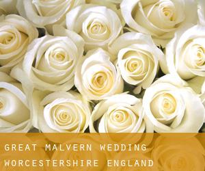 Great Malvern wedding (Worcestershire, England)