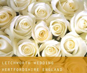 Letchworth wedding (Hertfordshire, England)