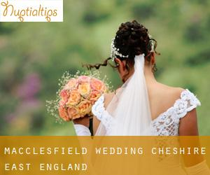 Macclesfield wedding (Cheshire East, England)