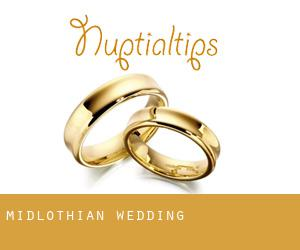 Midlothian wedding
