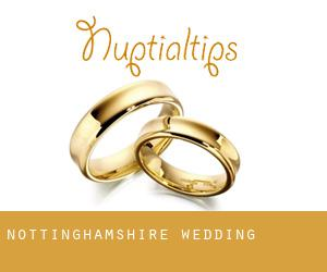 Nottinghamshire wedding