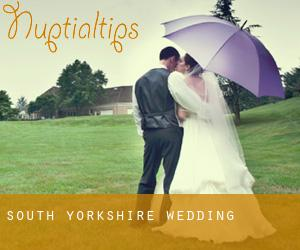 South Yorkshire Wedding