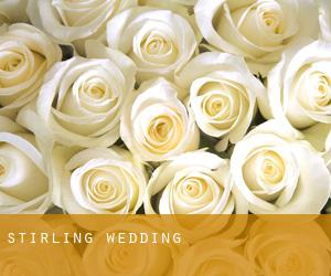 Stirling wedding