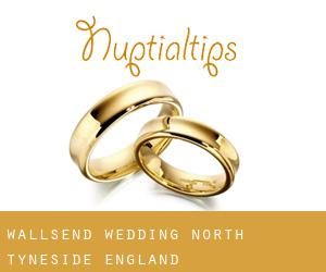Wallsend wedding (North Tyneside, England)